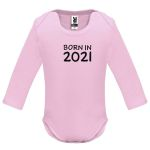 Body Born in 2021 vaaleanpunainen