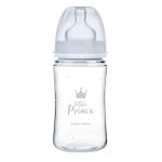 Canpol Babies EasyStart tuttipullo Little Prince 240 ml